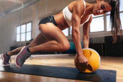 musculação para atletas