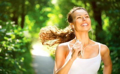hormônios Endorfina e adrenalina