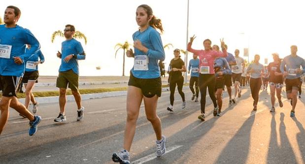 Depoimento sobre meia maratona