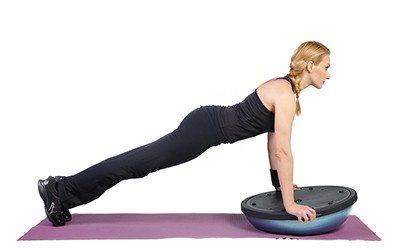 treino de propriocepção