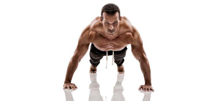 Flexão de braço - como fazer?