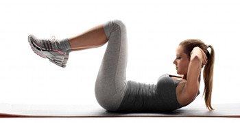 exercícios de abdômen