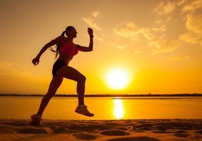 dicas para correr na areia