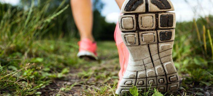 Caminhar é um ótimo exercício