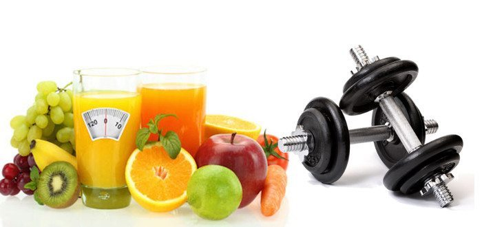 dieta e treino