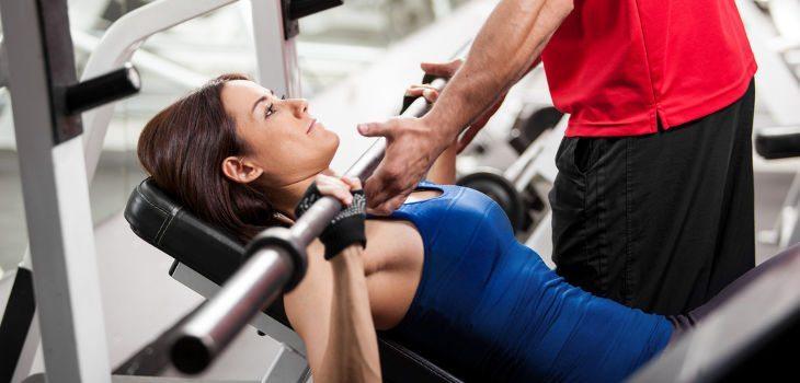 repetições na musculação