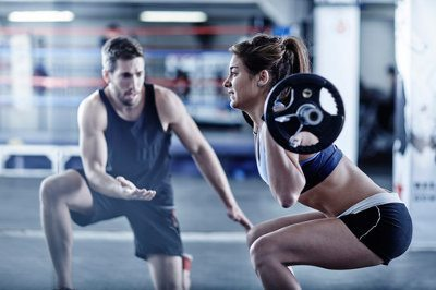 repetição musculação