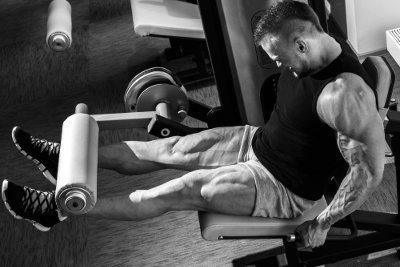 exercício livre ou na máquina