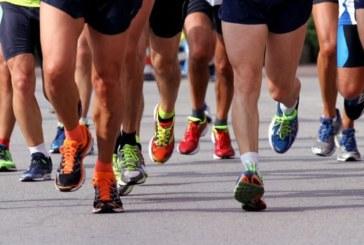 Desgaste de uma maratona para seu o corpo