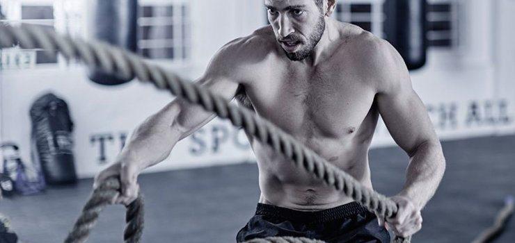 corda naval - treino rope