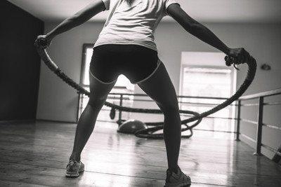 corda naval treino rope