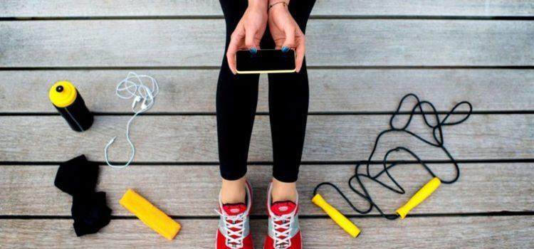 Será que aplicativo de treino pode te ajudar a manter a forma?