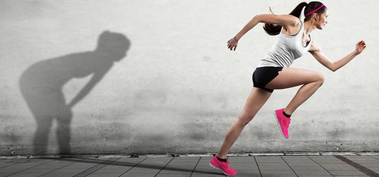 Como se motivar treinando sozinho