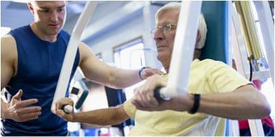 Educação Física reabilitação