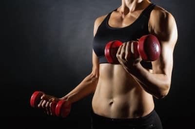 treino resistência muscular localizada