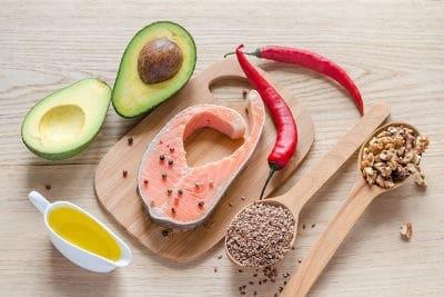 benefícios do omega