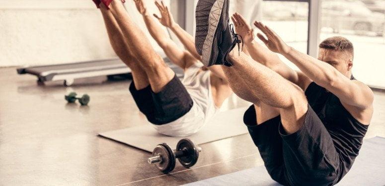 potencializar o treino