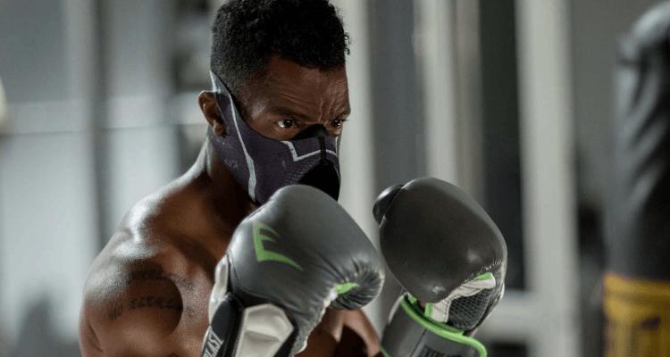 máscaras de treino