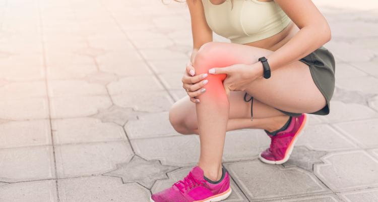 dor no joelho e colágeno tipo 2