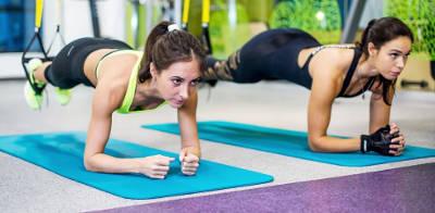 benefícios do exercício prancha