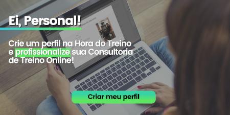personal trainer online aplicativo